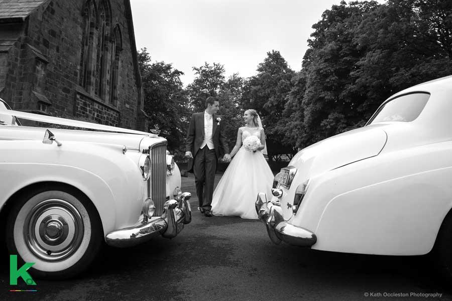Gibbon Bridge wedding photography - Kath Occleston Photography