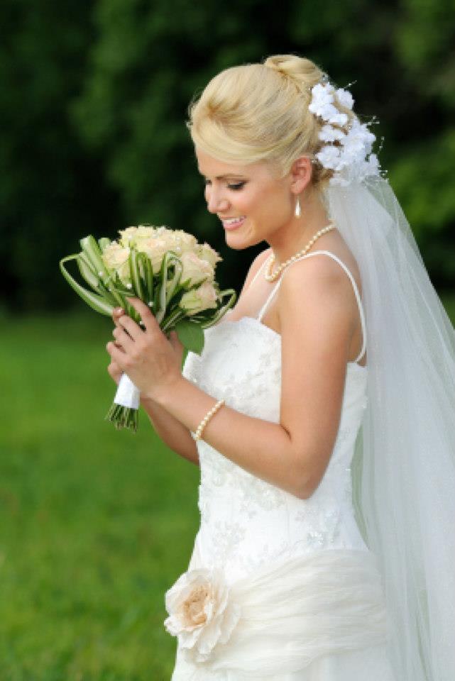 Lady Gray Bridal Wedding Make-Up