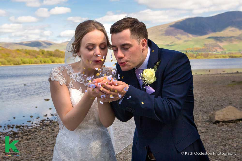 Lake District wedding photography - Kath Occleston Photography