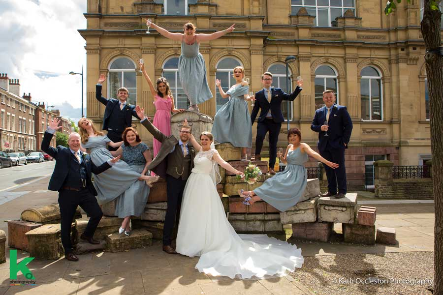 Liverpool wedding photography - Kath Occleston Photography