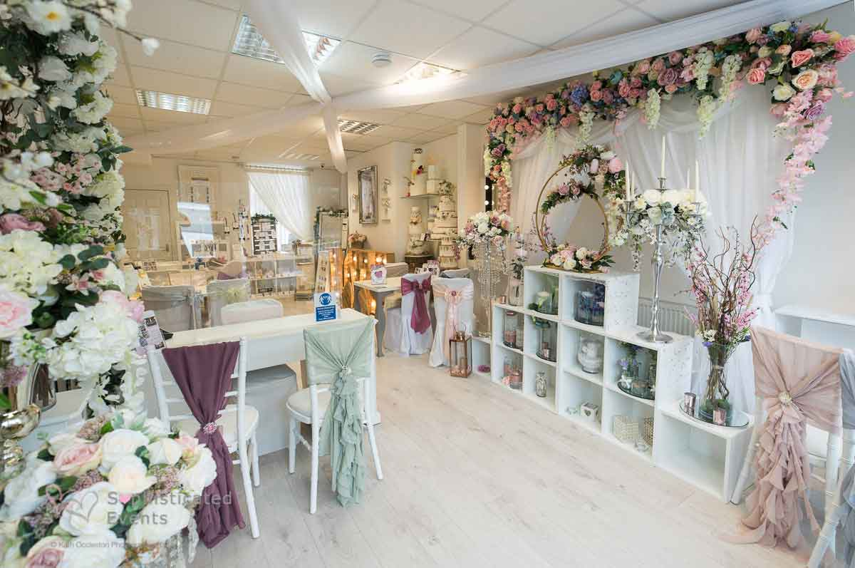 Come & discuss your dream wedding with us, visit our boutique wedding shop Weddings by Alexander & Co in St Annes on Sea